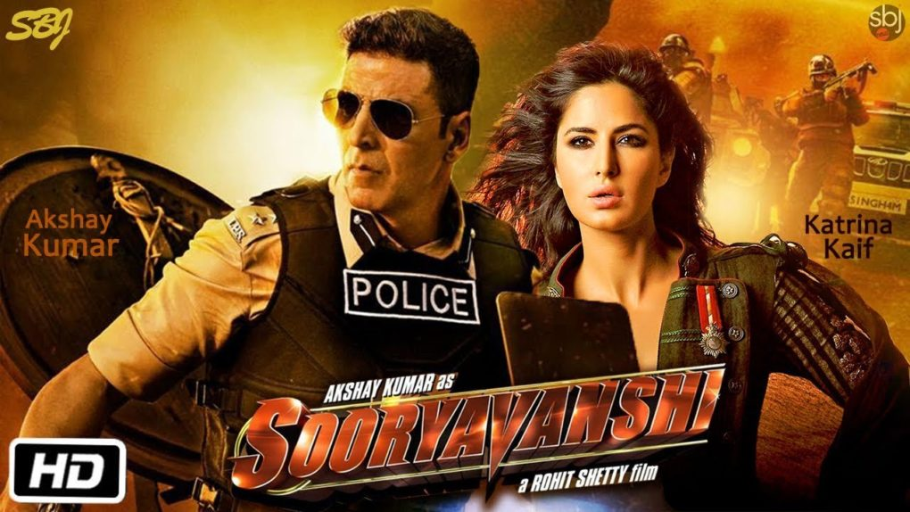 Sooryavanshi movie Trailer
