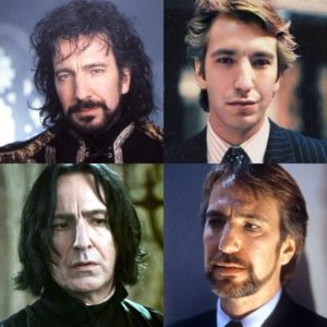 Handwirtten Personal diaries of Alan Rickman will be published as a book in 2022