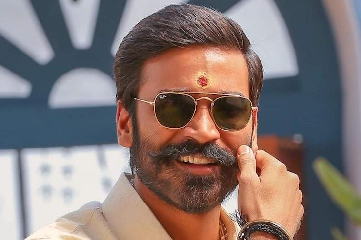 dhanush net worth