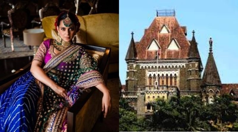 kanagana gets relief from bombay high court