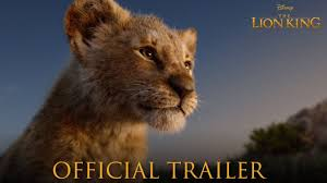 The Lion King Official Trailer - YouTube